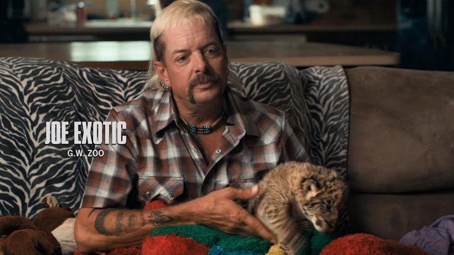 G.W.動物園創辦人異國喬。 圖/Netflix