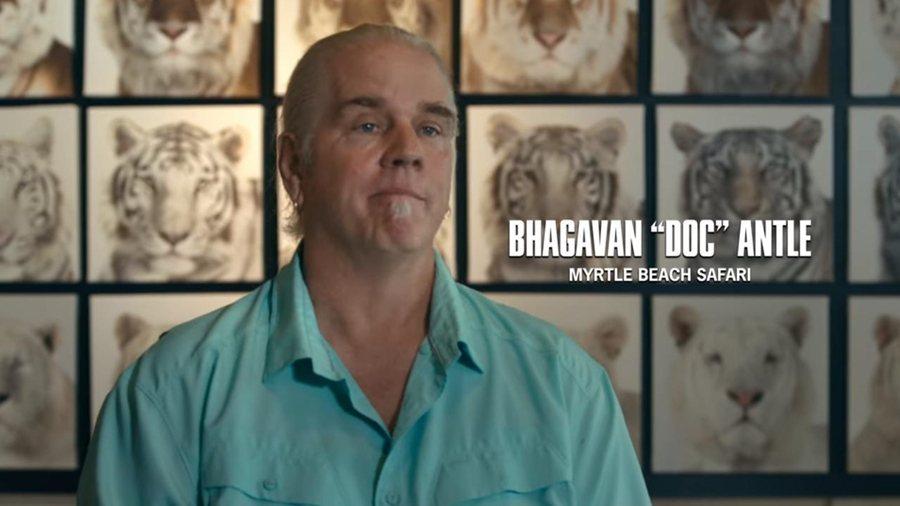 經營野生動物園的安提爾「博士」。 圖/Netflix