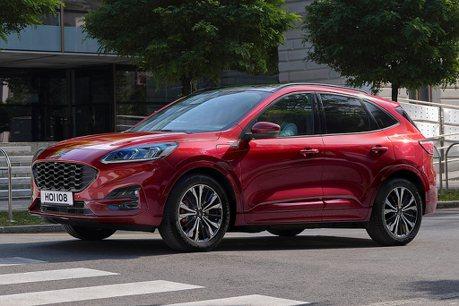 Ford Kuga市場反應熱絡!三排、七座長軸版預計2022年登場
