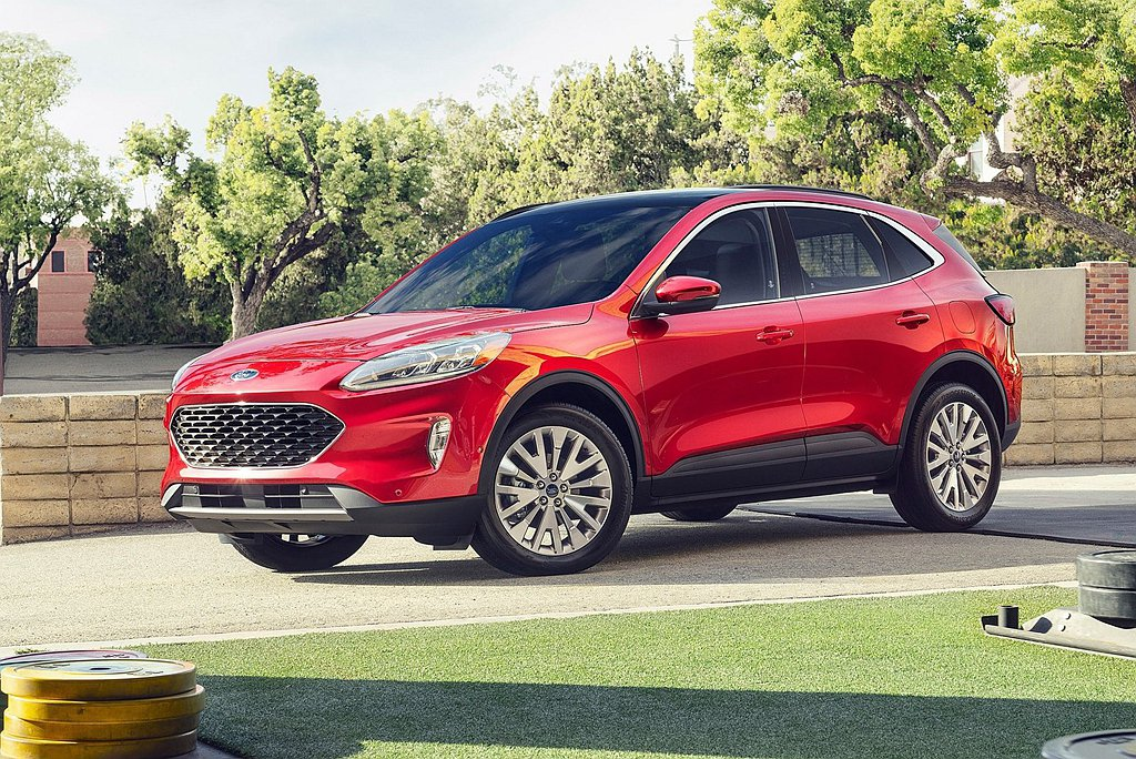 Ford Kuga運動休旅在各市場熱賣,讓原廠決定拓展車型來增加銷售總量。 圖/...