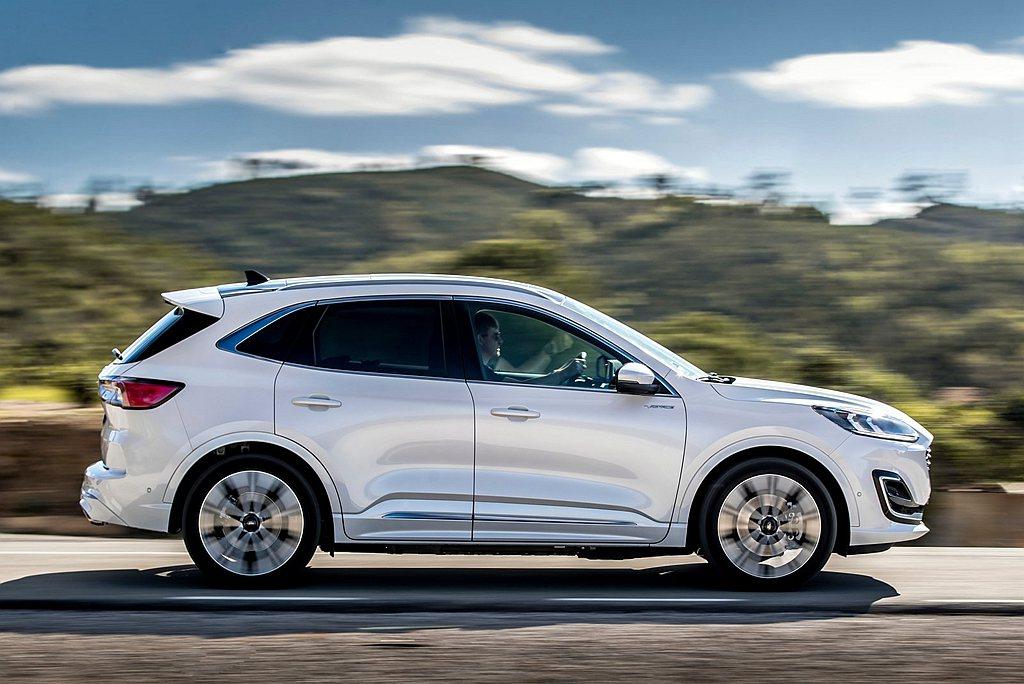 美國《Ford Authority》透露,早在去年底時原廠就已經計畫好Ford ...