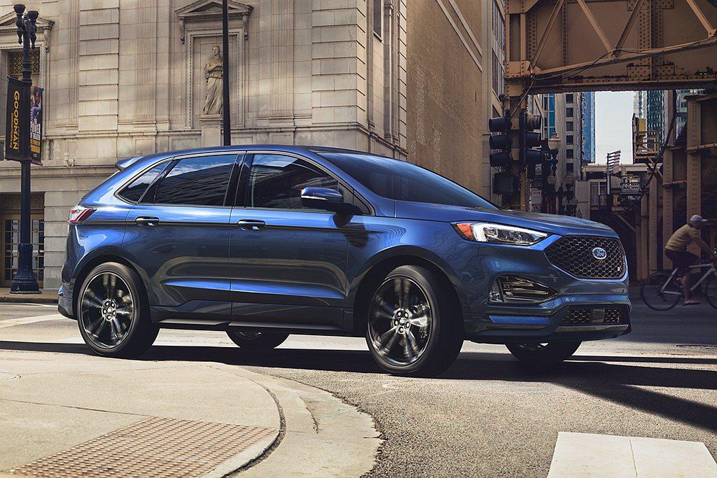 長軸版Ford Kuga未來在美國市場預計將會取代Ford Edge休旅車。 圖...