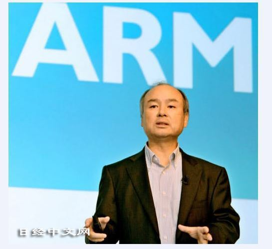 ARM在一段時間曾被比作預知軟銀未來的「水晶球」(照片攝於2016年)