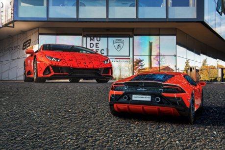 擁有藍寶堅尼的最佳機會 價格親民的3D拼圖Lamborghini Huracan Evo模型車!