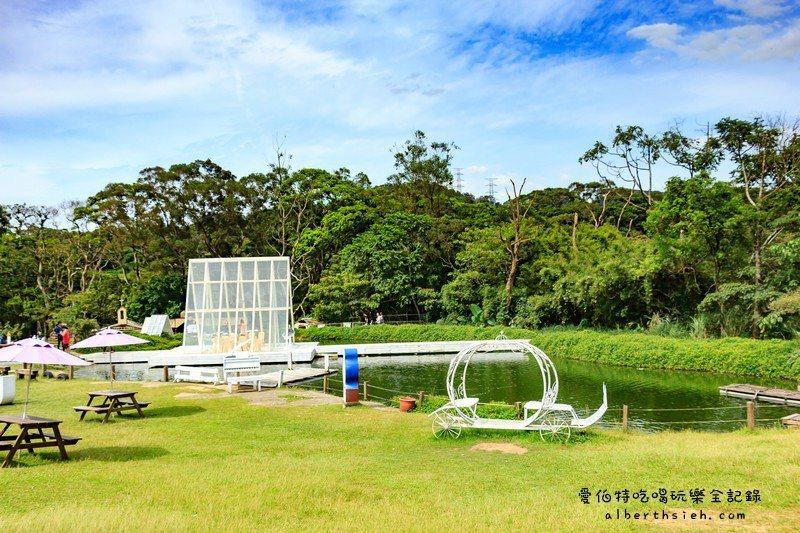 桃園富田香草休閒農場。 圖/Flickr