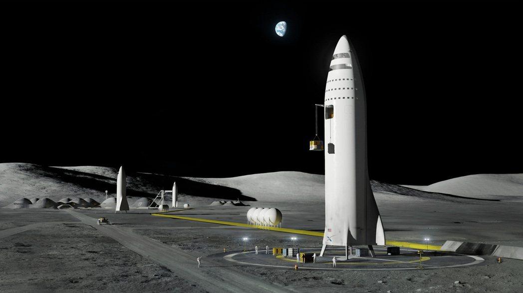 馬斯克的夢想是帶領人類殖民火星。  (美聯社)