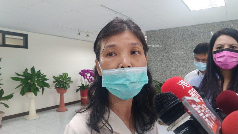 高雄市環保局長張瑞琿。記者蔡孟妤/攝影
