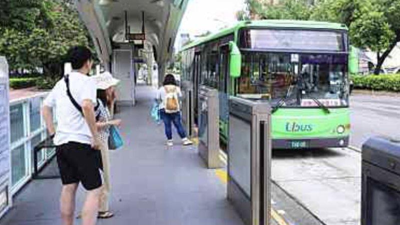 台中市政府公車優惠措施,明年元旦起限定市民等符合條件者獨享。圖/台中市新聞局提供