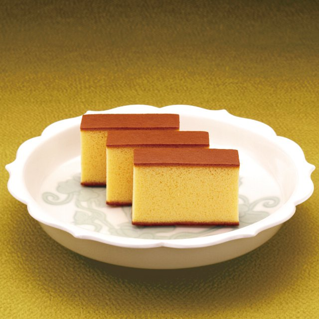 福砂屋長崎蛋糕首度來台登場。圖/新光三越提供