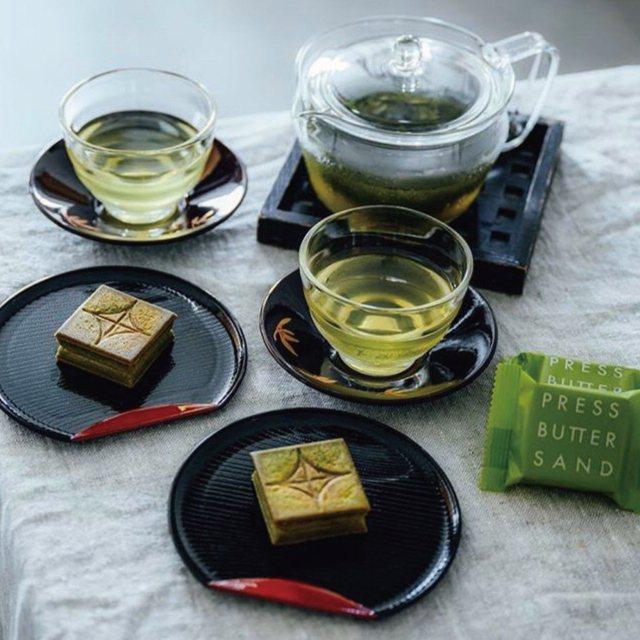 東京Press Butter Sand抹茶口味奶油餅乾,5入590元/9入990...