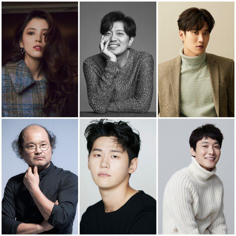 韓韶禧即將和安普賢等人搭檔演出。圖/Netflix提供