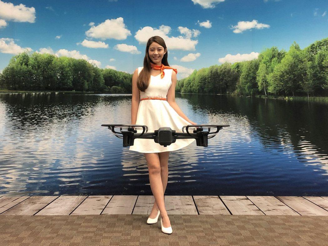 工研院研發無人機AI美學攝影技術,透過蒐集網美照片整理出多種拍照風格,再搭配AI...