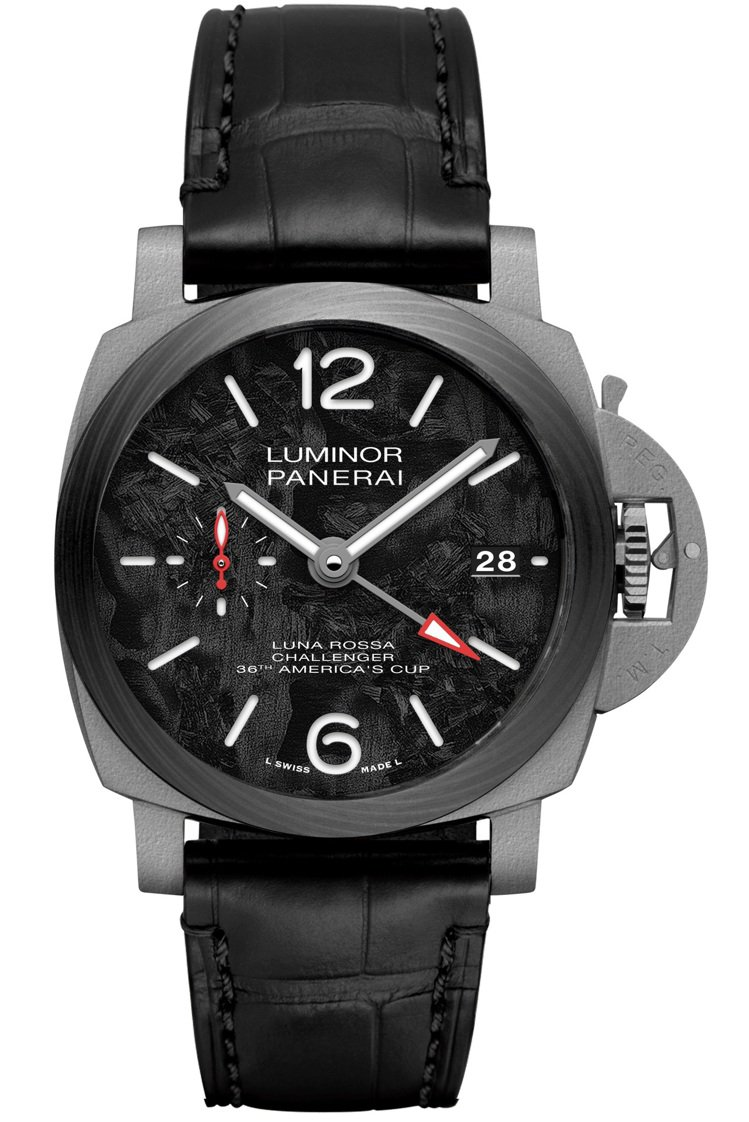 PANERAI,LUMINOR LUNA ROSSA GMT(PAM01096)...