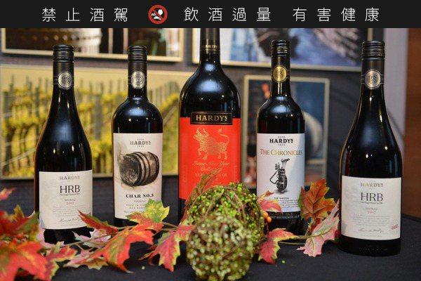 Hardys葡萄酒不只在costco買的到 黑松引進全酒款鋪貨全台