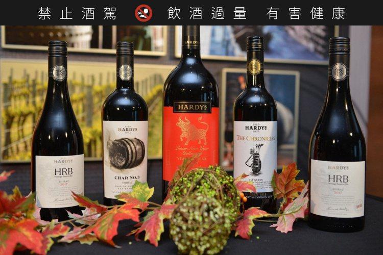 夏迪165年的釀酒歷史,融合傳統與創新的精神,在全球年銷量超過1億瓶。圖/黑松提...