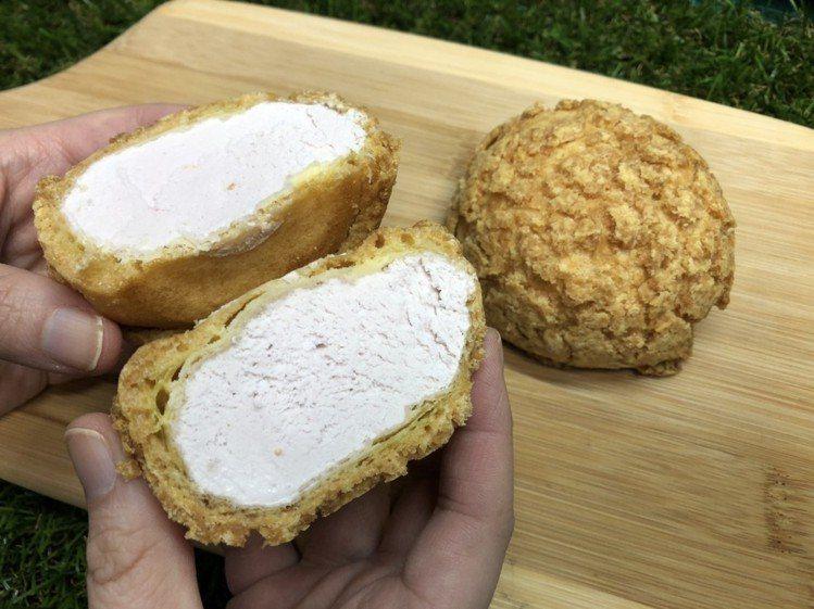 OKmart於9月26日推出補班日限定的咖啡、點心優惠,指定門市輕食甜點櫃的「芋...