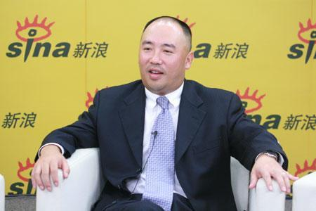 英特爾中國區總裁楊旭     (取自新浪網)
