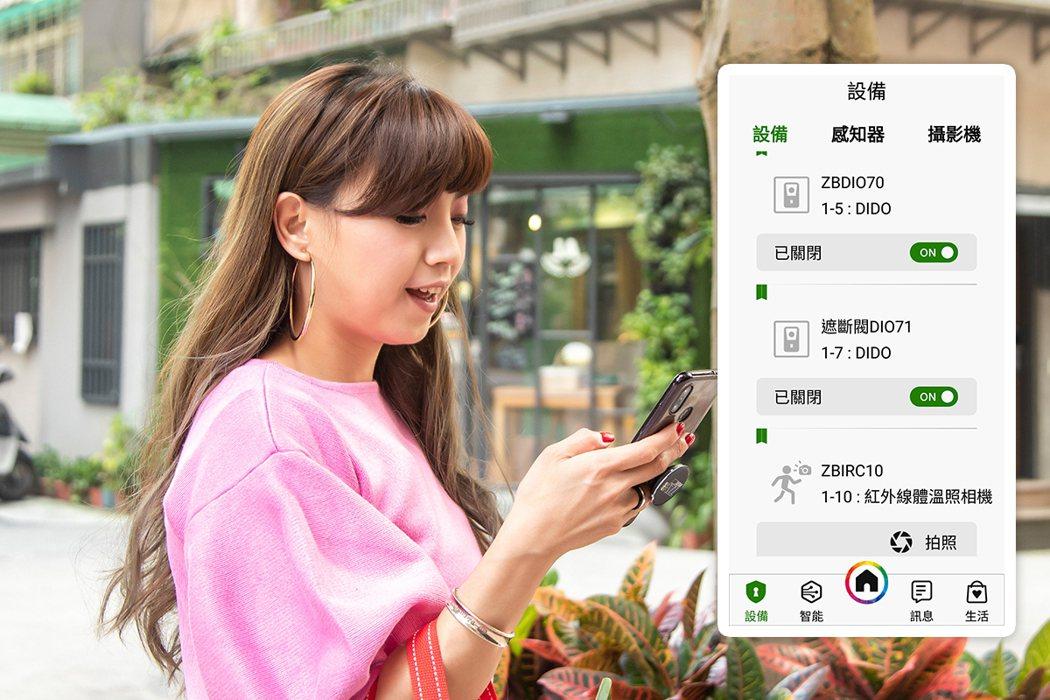 APP3.0可綁定手機門號,使用更便利。就算家裡沒人,遇到親友臨時來訪,客戶透過...