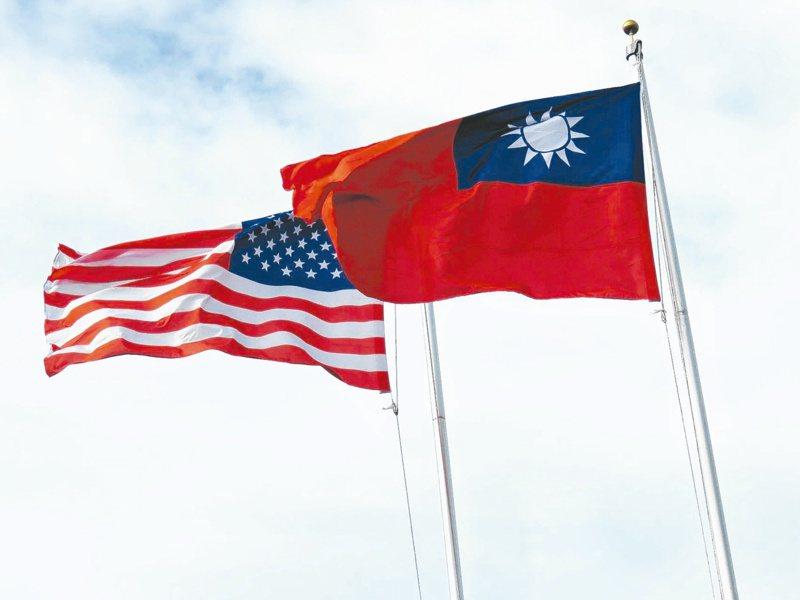 美國總統川普簽署「台灣旅行法」,台美之間官方交流成法律義務,是台美關係的重大突破。 圖/聯合報系資料照片
