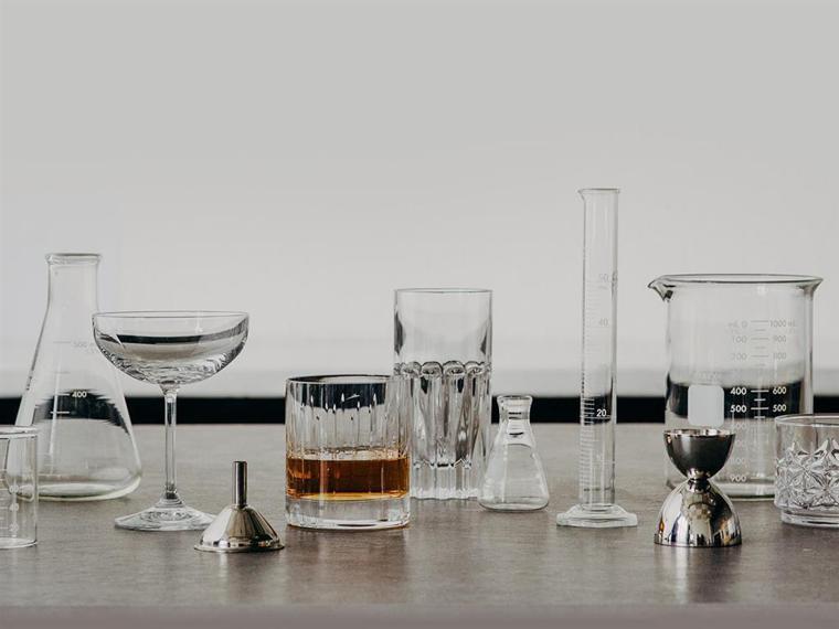 位於舊金山的Endless West,其酒類產品全都是在實驗室中運用分子技術「釀...