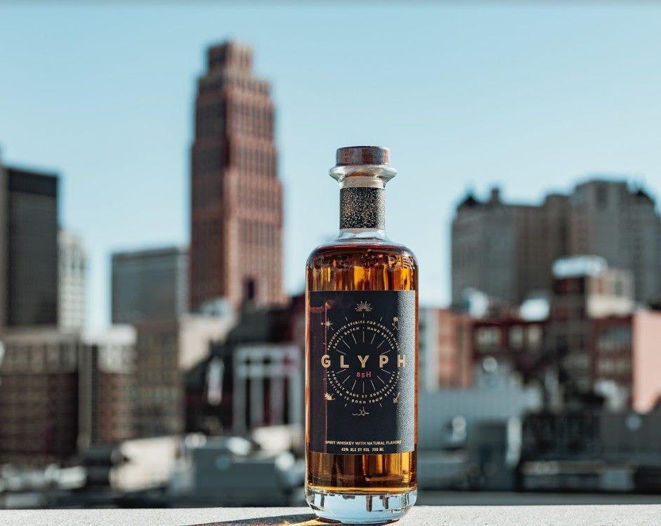 「Glyph」是世界上第一支分子威士忌。 圖片提供/食力