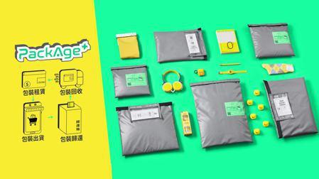 圖/「PackAge+ 循環包裝」提供