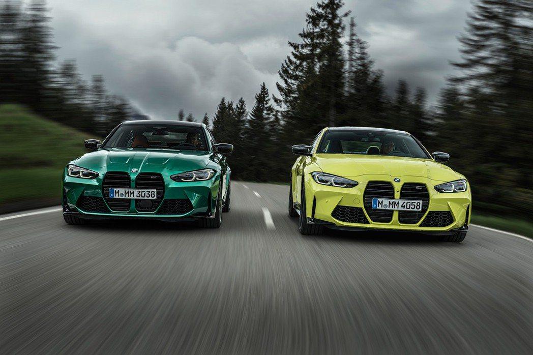 一般版本動力達480hp/56kgm,Competition車型動力則提升至51...