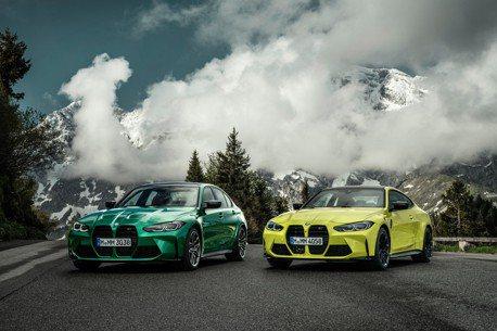 510匹馬力配xDrive四輪傳動!新世代BMW M3/M4的性能魅力更勝豬鼻外觀