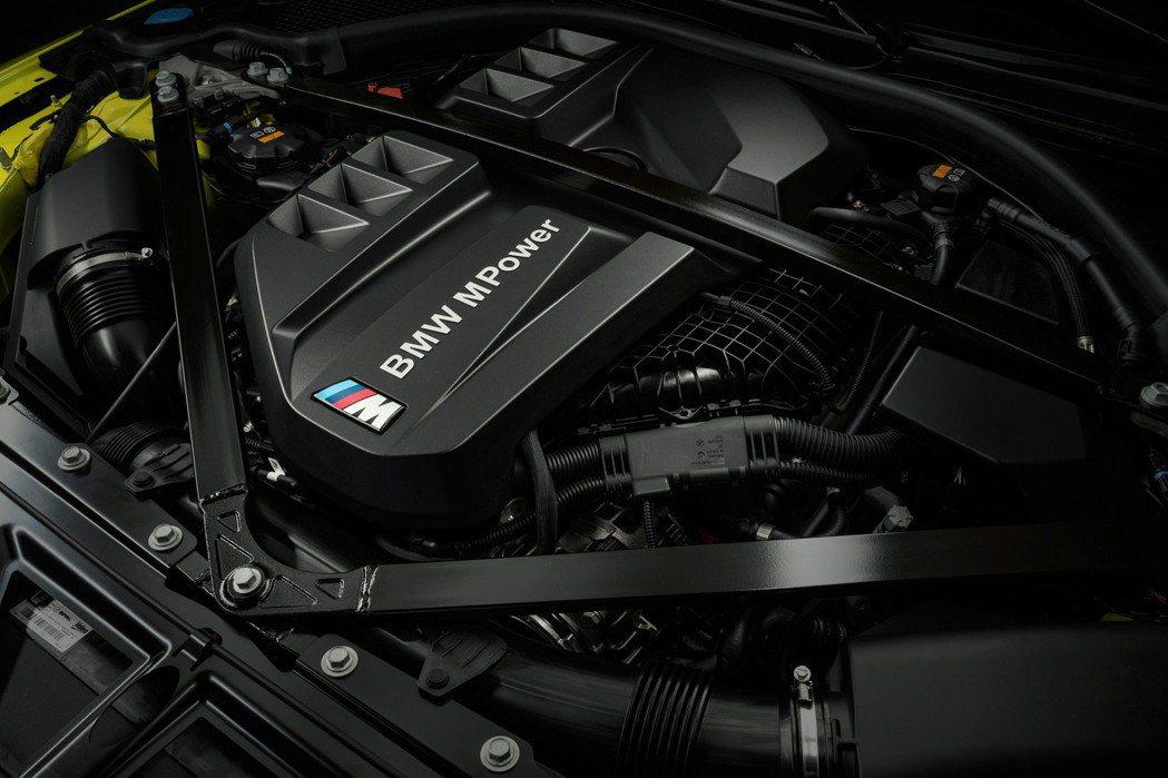 新世代M3/M4 Competition搭載直六雙渦輪增壓引擎,最大馬力來到5...