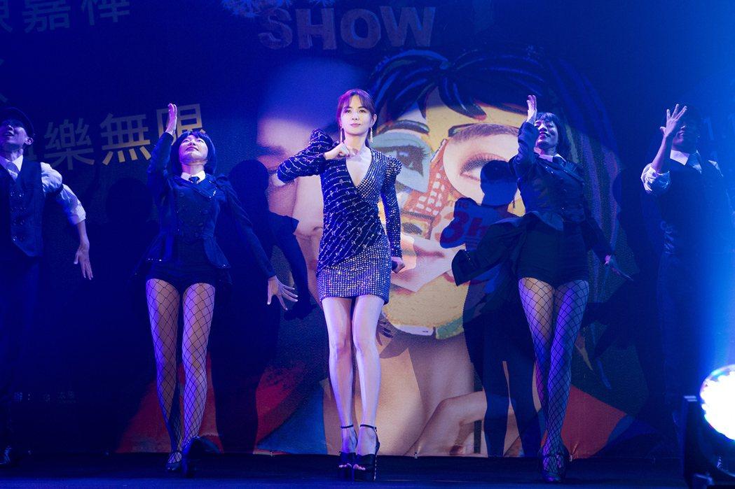 Ella陳嘉樺宣布將於11月14、15連開兩場「 艾拉秀」。圖/寬魚/勁樺提供