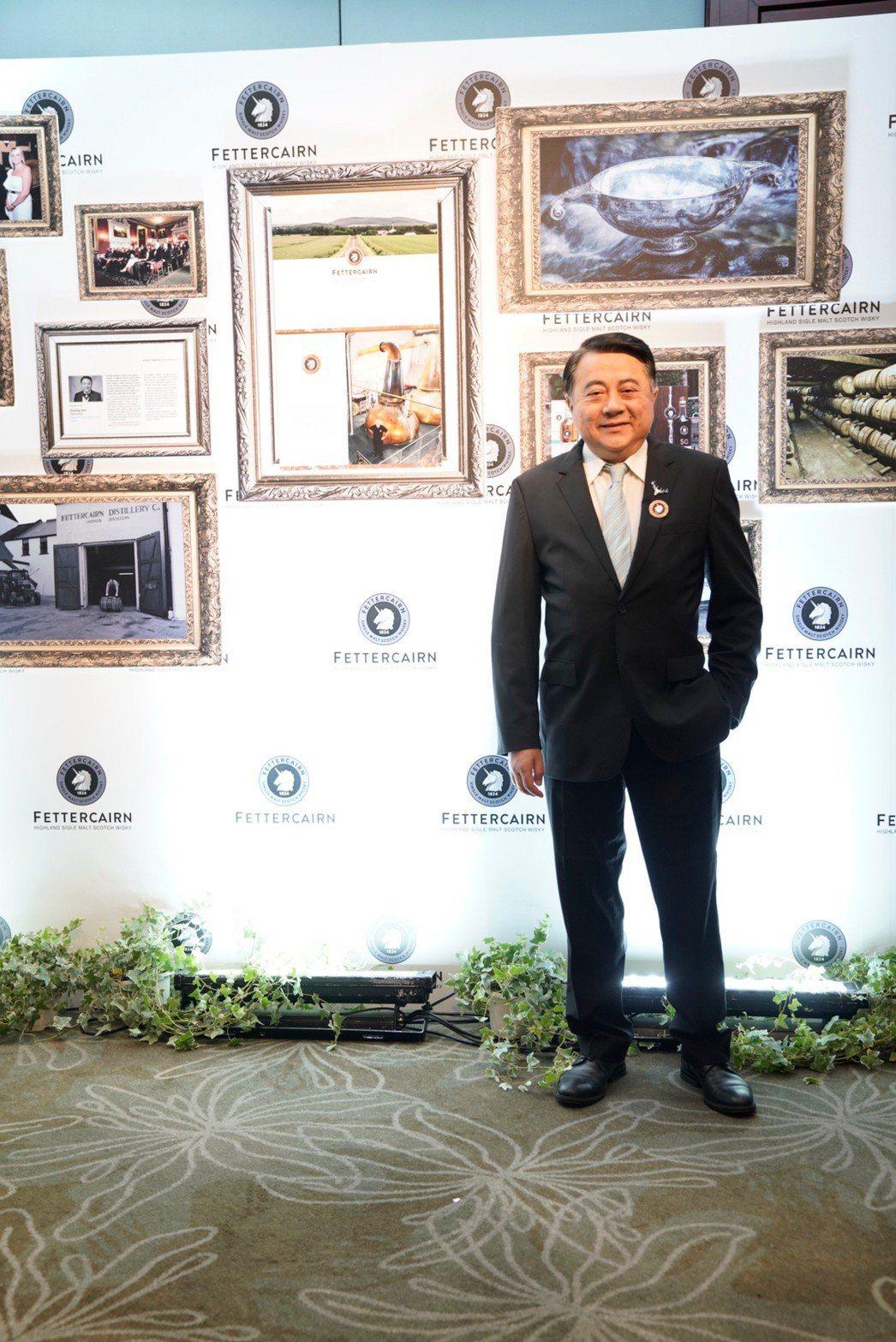 尚格酒業董事長奚大寧帶領旗下代理品牌走向台灣市場的頂端,創造能打動消費者的「質敢...