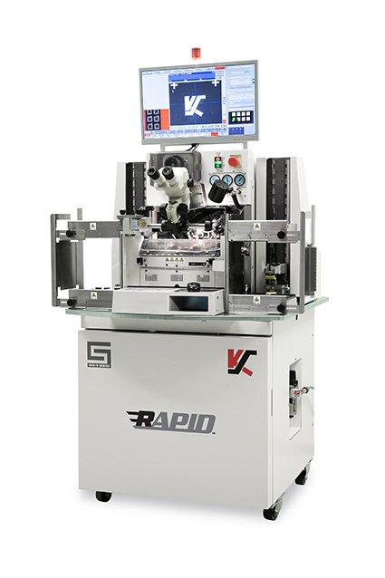 其主力產品「RAPID™互連系統系列」訂單大幅增加。 K&S/提供