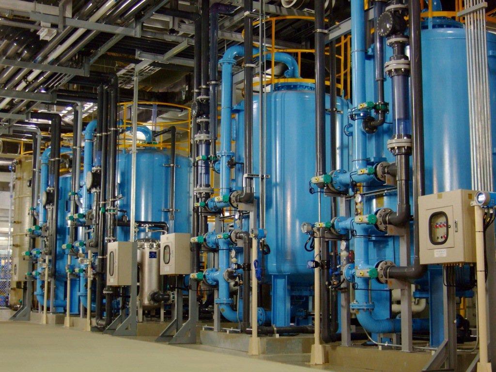 康淳科技為超純水工程的領導大廠,是電子、光電、半導體及生技醫藥產業相當倚重的水處...
