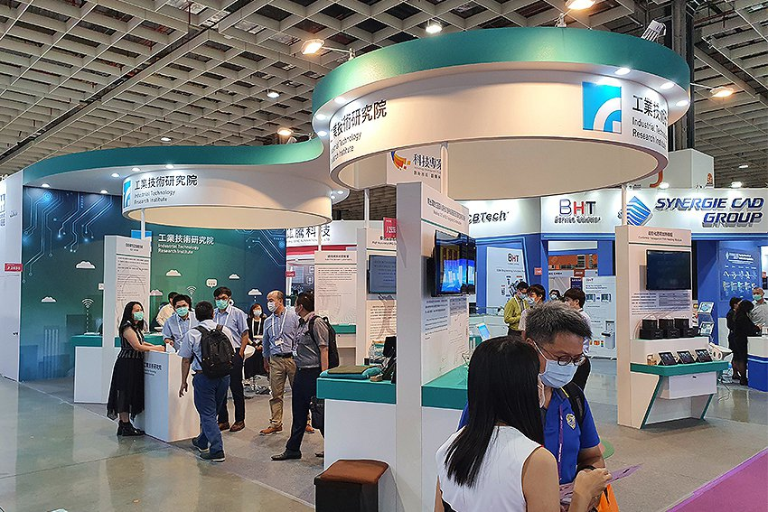 今年度的半導體盛會SEMICON Taiwan展期自9月23日至9月25日一連三...