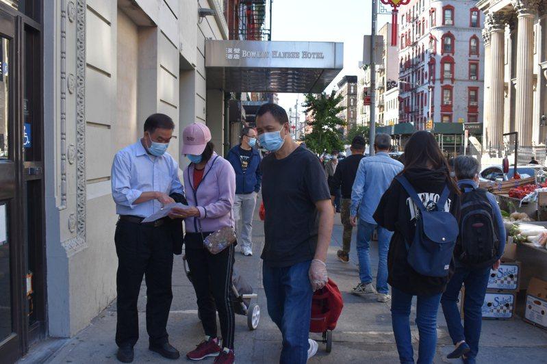 紐約衛生局發現布魯克林區出現新的群聚感染。 圖/聯合報系資料照片
