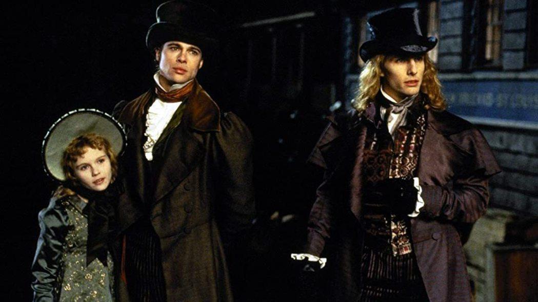 「夜訪吸血鬼」拍攝時話題不斷,上映後在美國有不錯賣座成績。圖/摘自imdb
