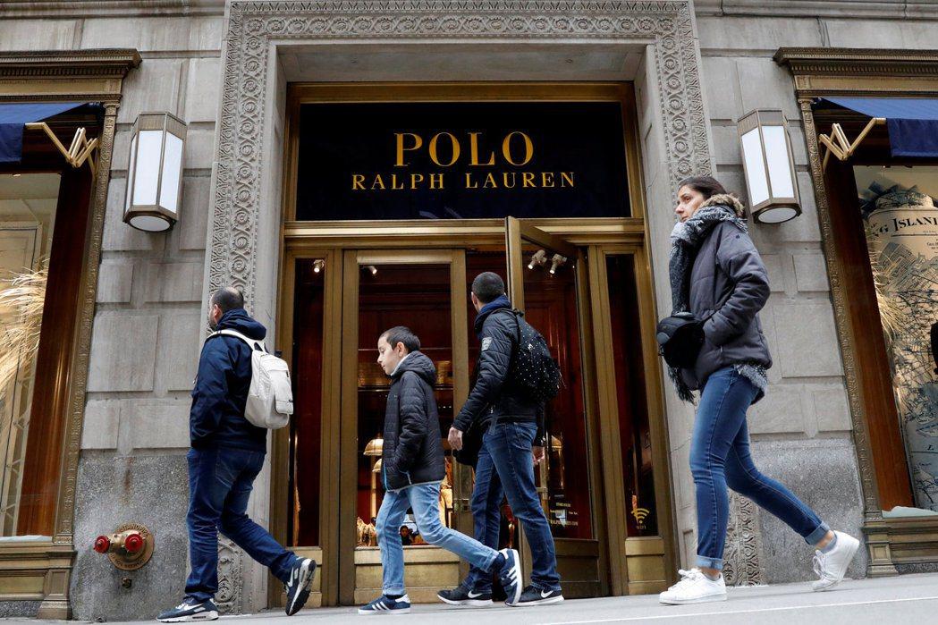 服飾商Ralph Lauren宣布裁員15%人力。路透
