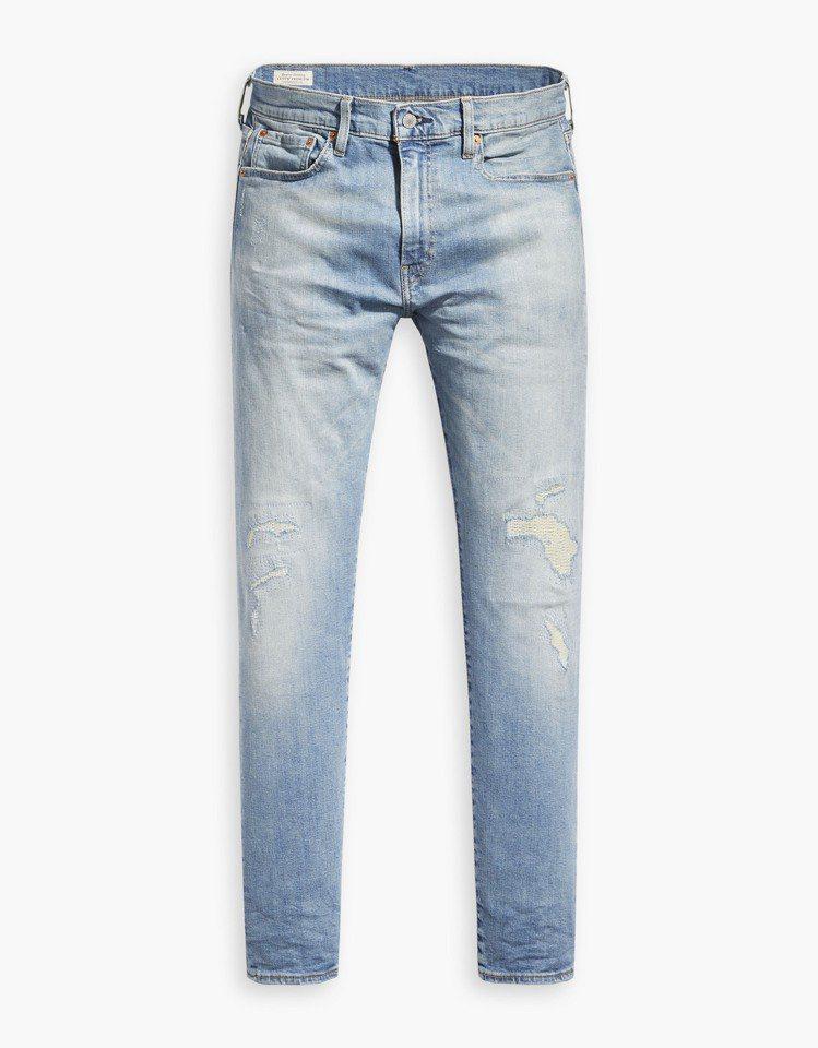 +LEVI'S® Flex Eco Performance 512修身錐形窄管褲...
