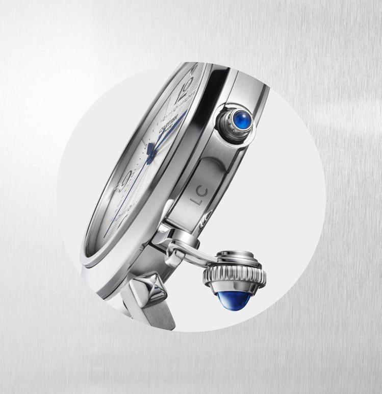 自即日起至2021年1月底止提供Pasha de Cartier腕表免費個人化服...