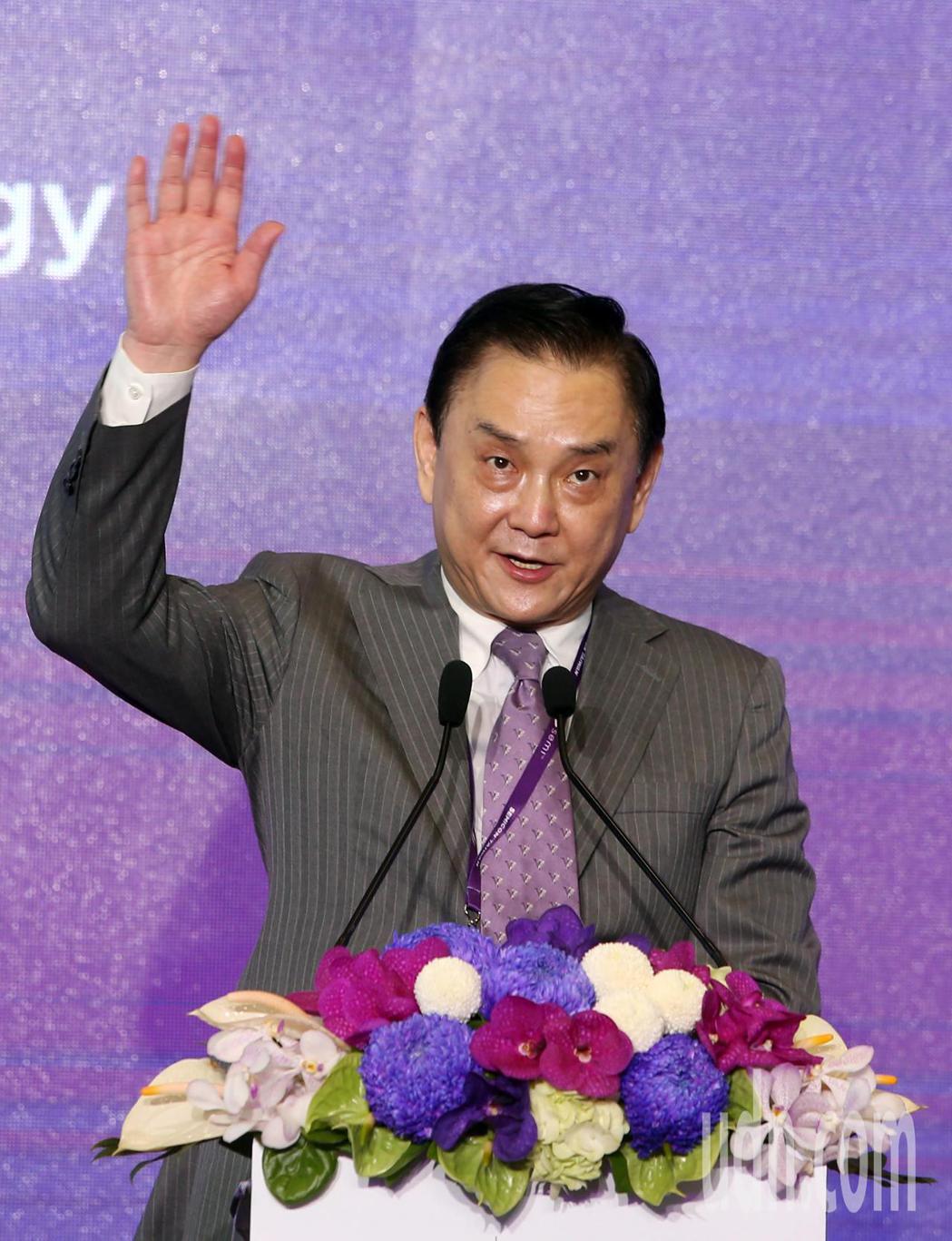 SEMICON TAIWAN國際半導體展上午起在南港展覽館揭幕,台灣半導體產業協...