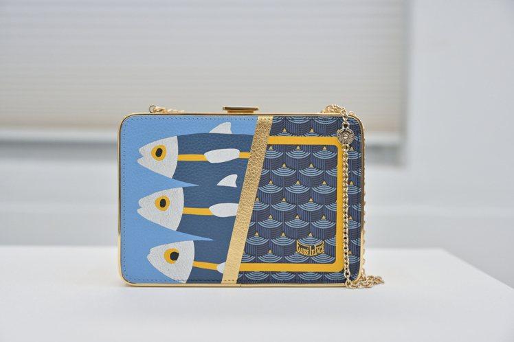 沙丁魚Boum box,10萬8,900元。圖/Fauré Le Page提供