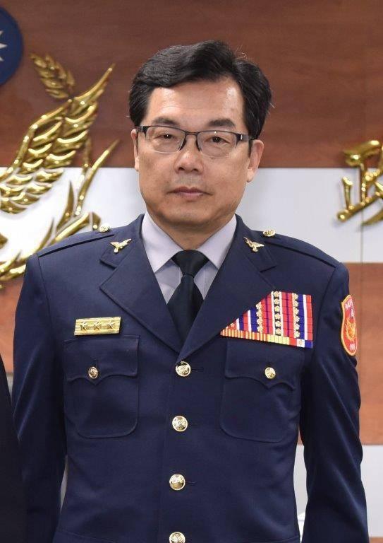 警政署發布高階警察人事,署主任秘書林順家接任航空警察局長。圖/警政署提供