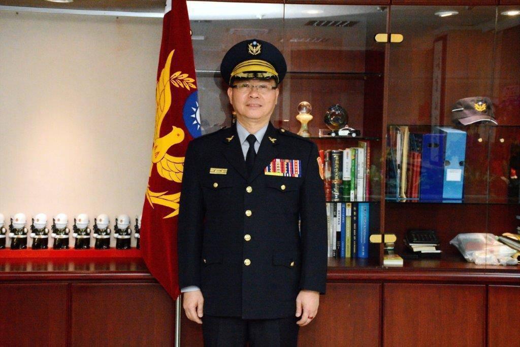 警政署發布高階警察人事,署警政委員方仰寧調署主任秘書。圖/警政署提供