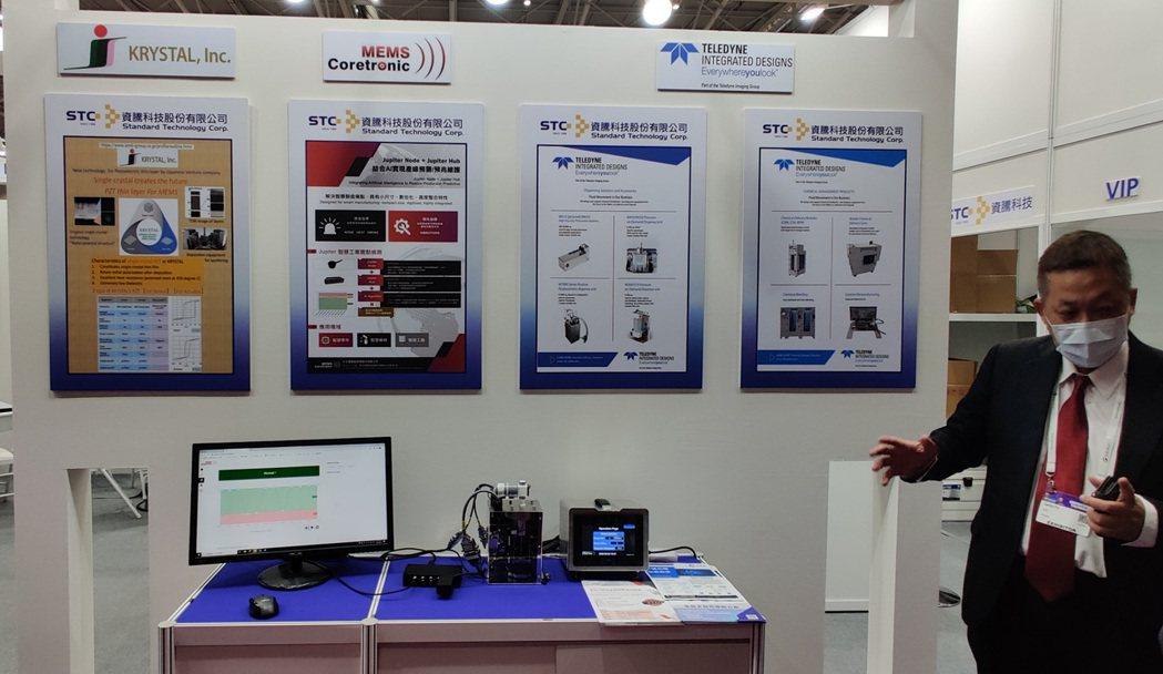 中光電智能感測於2020 SEMICON Taiwan國際半導體展發表「Jupi...