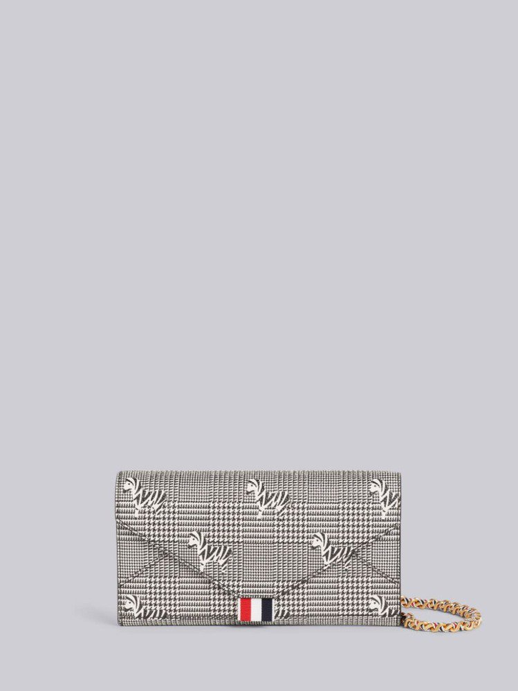 斑馬金鍊長夾,35,300元。圖/ART HAUS提供