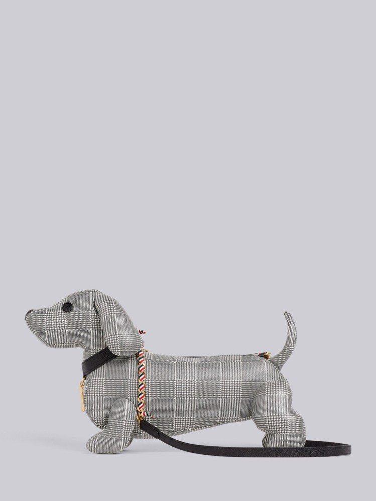 格紋Hector狗狗包,85,200元。圖/ART HAUS提供