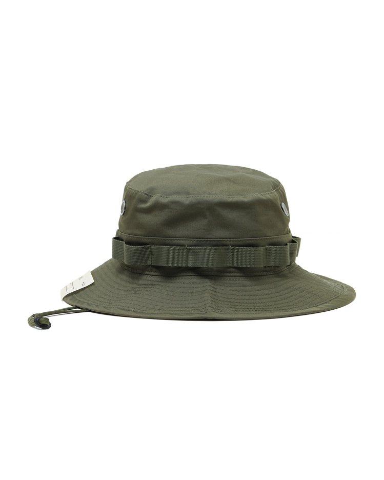 :CHOCOOLATE SURPLUS LINE系列叢林帽1,499元。圖/I....