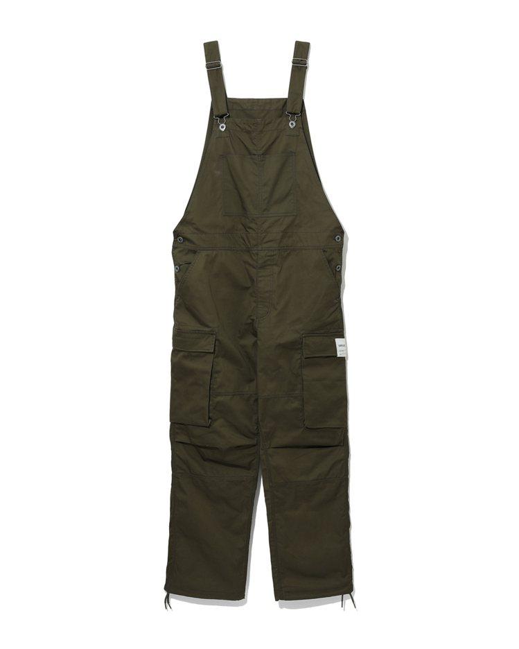 :CHOCOOLATE SURPLUS LINE系列吊帶褲4,599元。圖/I....