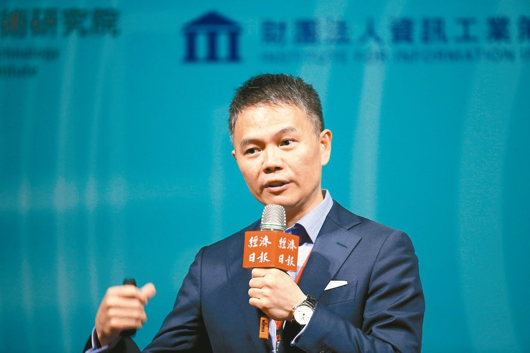 亞馬遜AWS香港暨台灣總經理王定愷。記者邱德祥/攝影