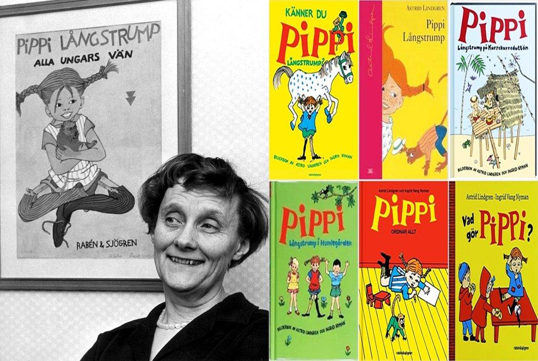 《長襪皮皮》的出版在二戰後的瑞典社會也曾引起正反兩極的反應。叛逆的皮皮,一度讓許...